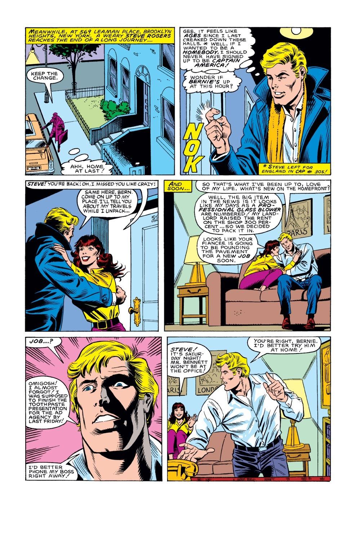 Captain America (1968) Issue #309 #237 - English 5