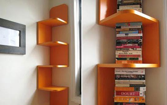 Suit muebles dise os ahorradores de espacio for Diseno de libreros para espacios pequenos