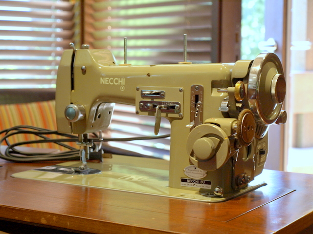 Tight Acres Necchi BU Mira No 40 Best Necchi Bf Mira Sewing Machine