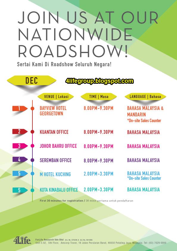 foto LivRite & Enummi Personal Care Roadshow 4Life Malaysia (2)