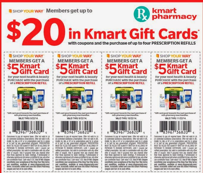 Kmart coupon code 2018