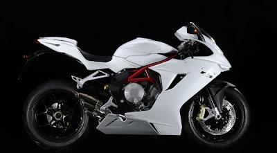 MV AGUSTA F3 675 uma  superbike de três cilindros