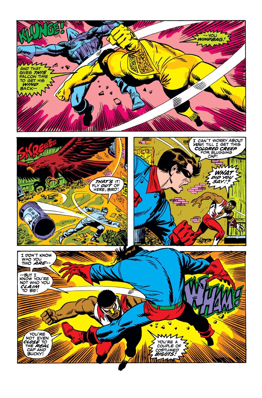 Captain America (1968) Issue #154 #68 - English 4