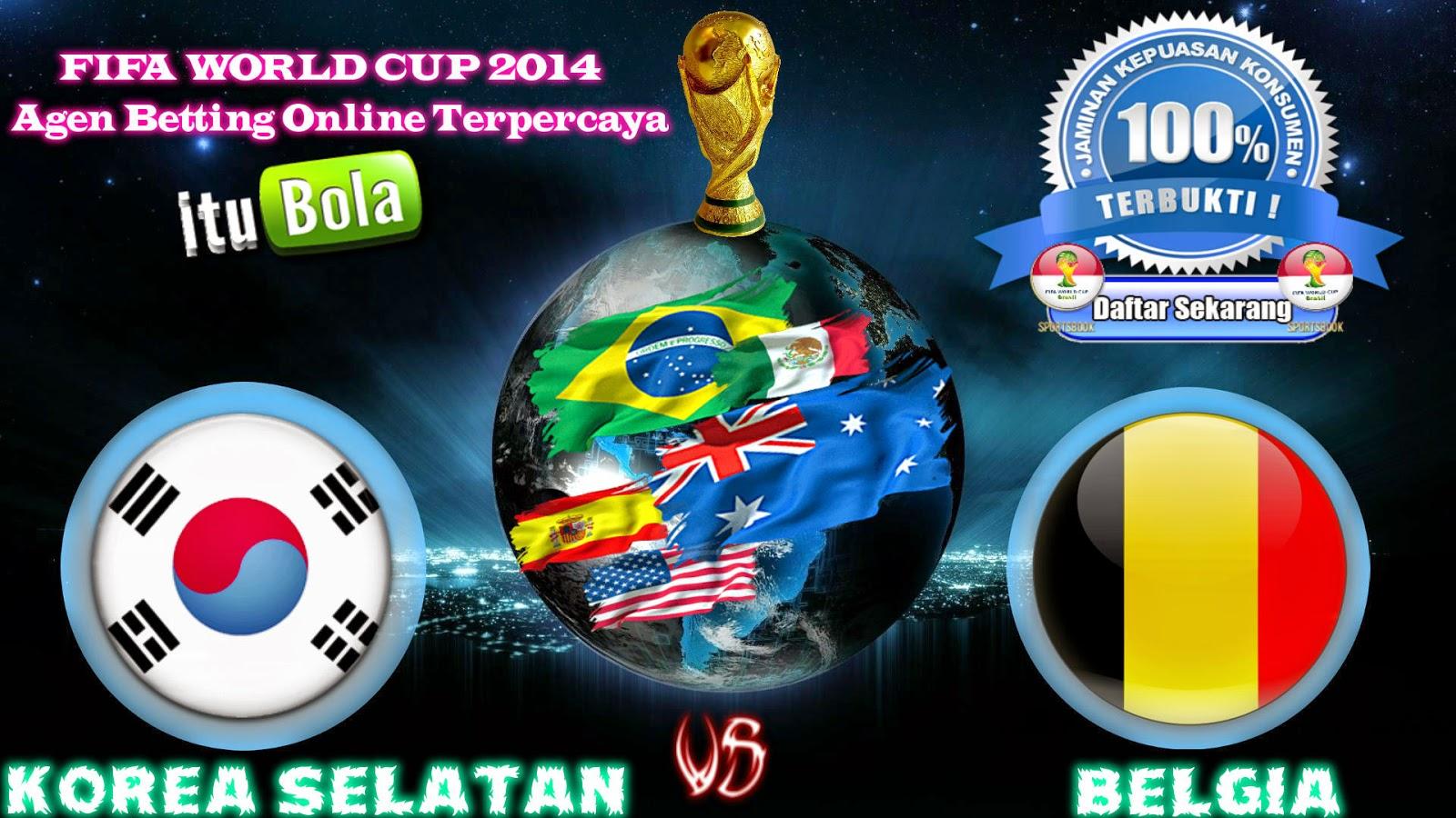 Prediksi Korea Selatan vs Belgia