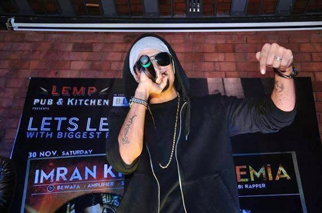 BOHEMIA The Punjabi Rapper - Live at LEMP 6