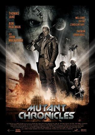 Biên Niên Sử Dị Nhân - The Mutant Chronicles
