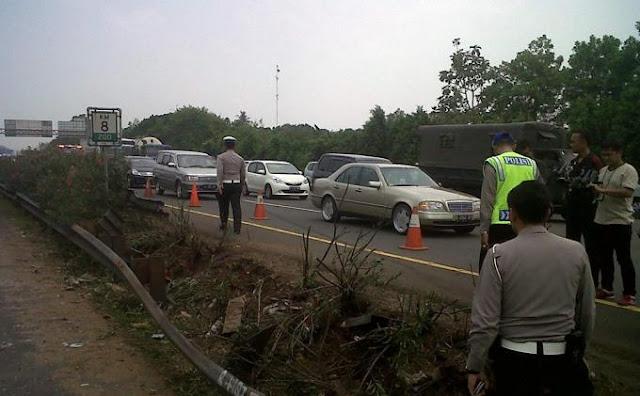 olah tkp kecelakaan dul Foto Dul Anak Ahmad Dhani Kecelekaan, dan Foto Mobilnya