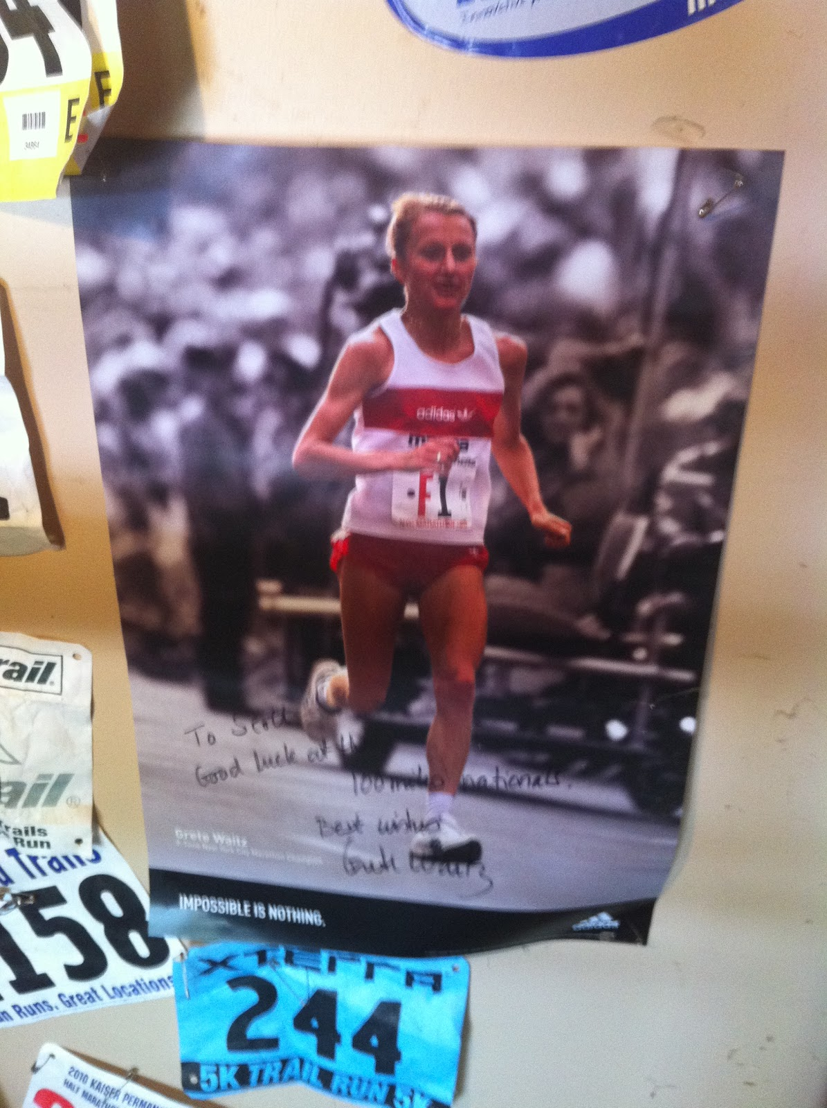 images Grete Waitz marathon running