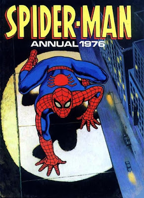 Spider-Man Annual 1976