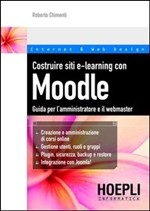 Costruire siti e-learning con Moodle - eBook
