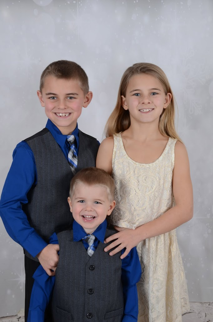 My Life as a Mother of Three Amazing Children