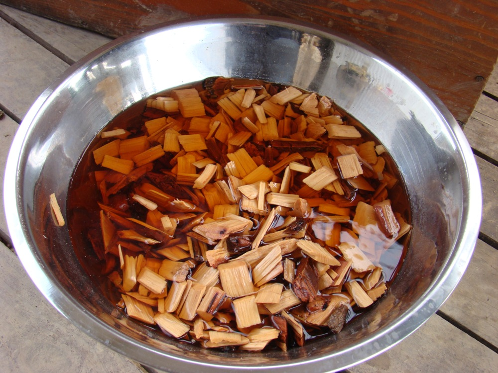 how to make deer jerky in a smoker