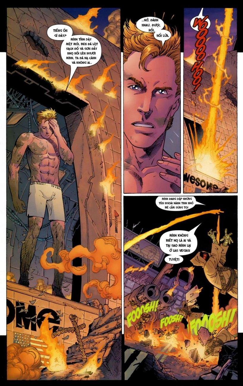 Ultimate Fantastic Four chap 18 - Trang 14
