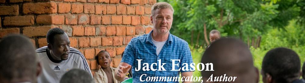 Jack Eason, Blog