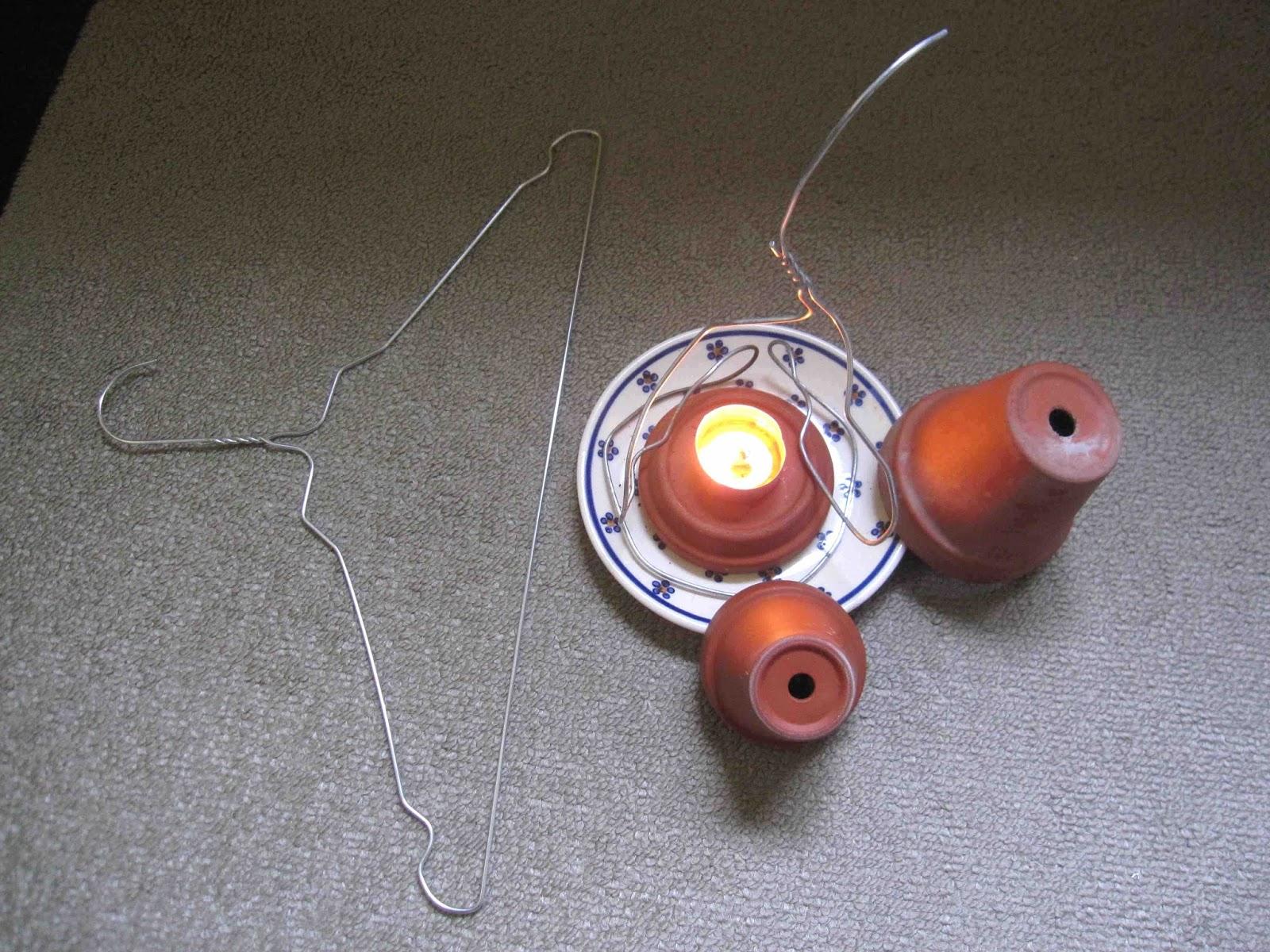 WUNDER-bare SCHÄTZE: DIY - Mini - Teelicht - Ofen ☼