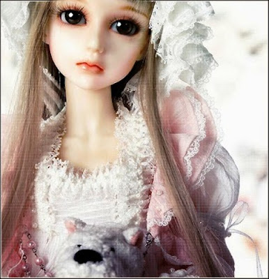 Gambar Wallpaper Barbie Dolls Cantik 804