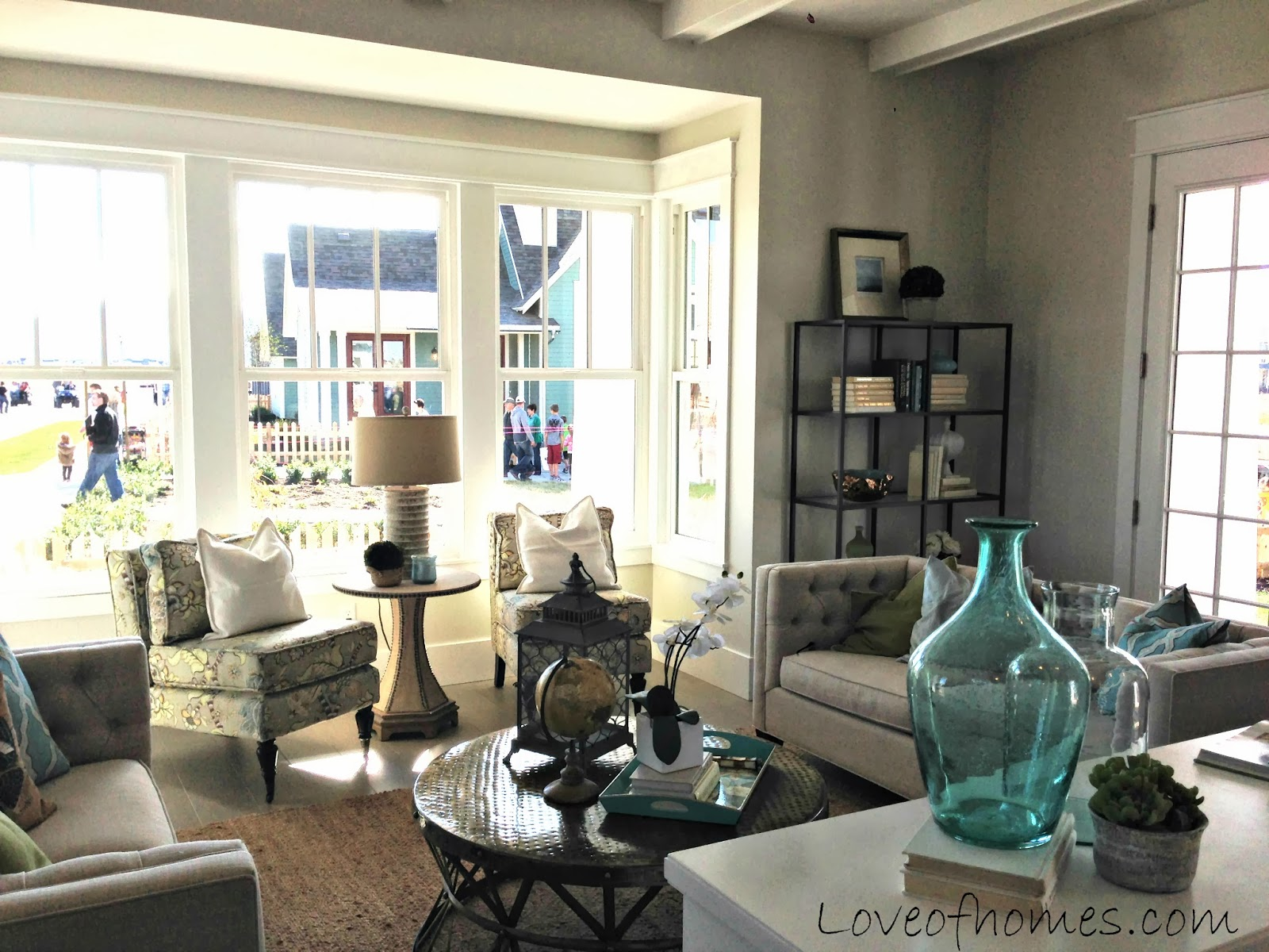 LOVE OF HOMES: Model Homes Tour....