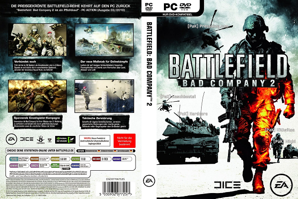 7.Battlefield: Bad Company 2