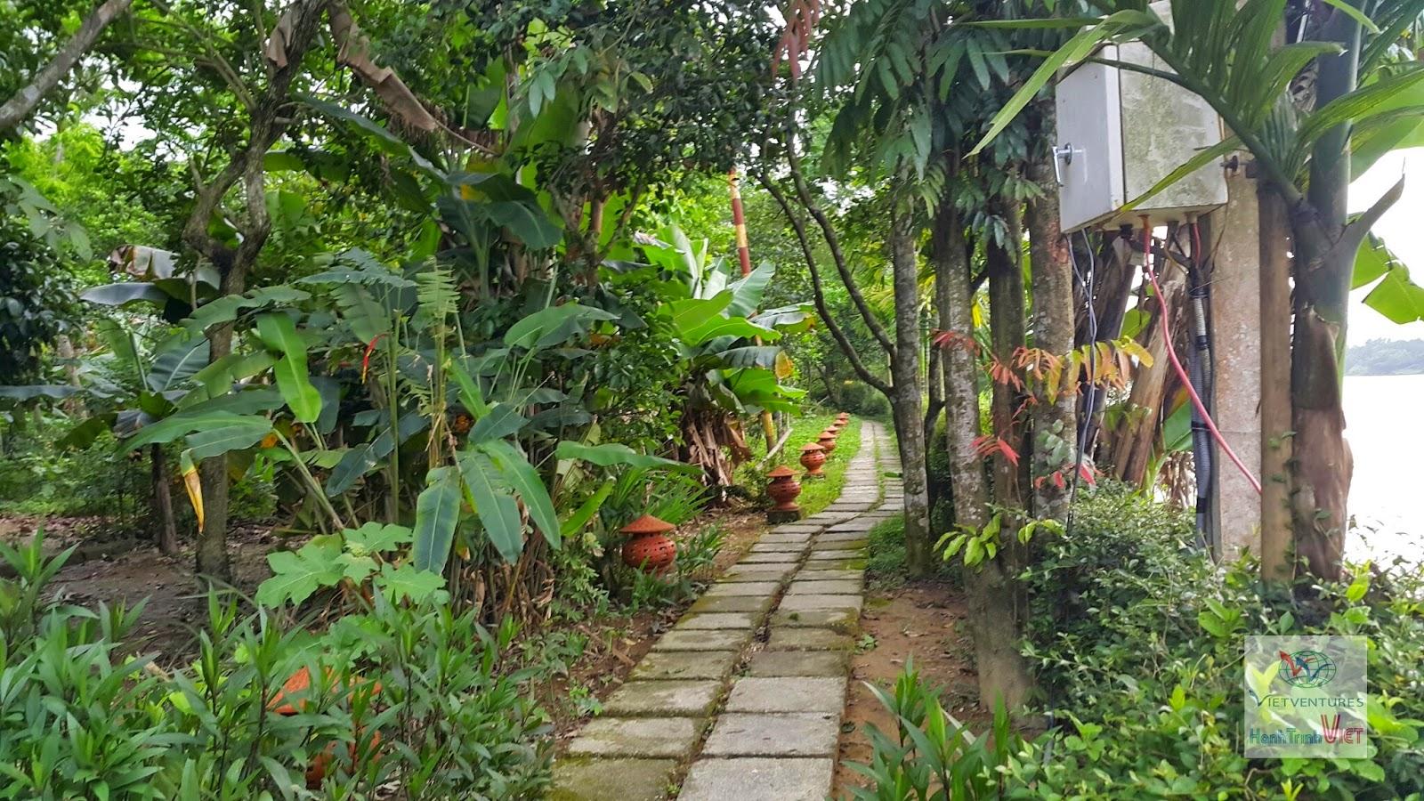 Tham quan làng Thủy Biều, Huế