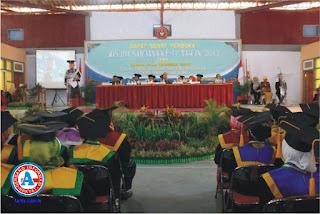 STKIP Taman Siswa Kembali Telorkan 397 Sarjana Pendidikan