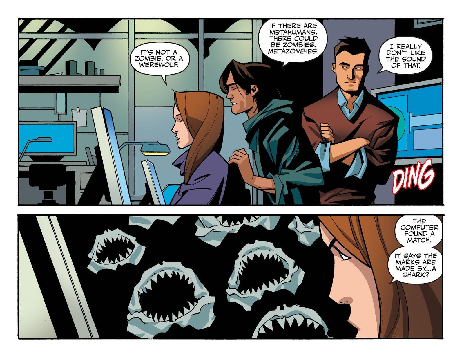 The Flash: Season Zero [I] Issue #11 #11 - English 19