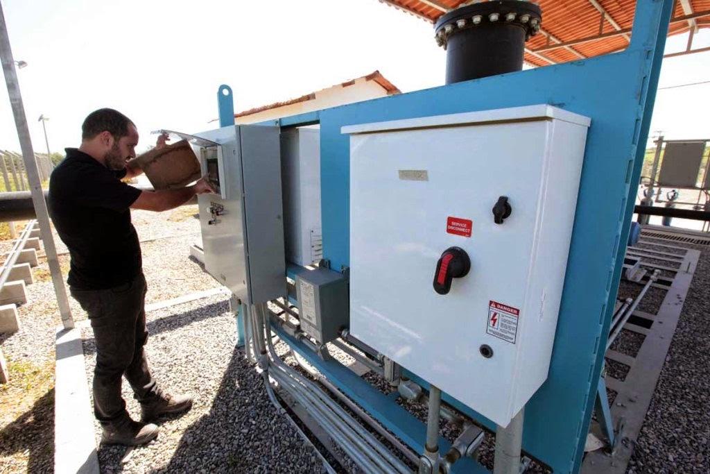 São Pedro da Aldeia RJ ganha primeira usina de biogás do país