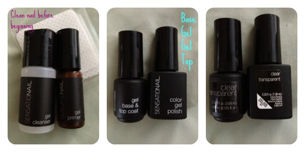 Accoutrements Life Hack Any Color Polish Gel Nails Using The