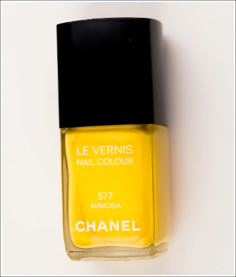 Chanel 577 Mimosa vernis