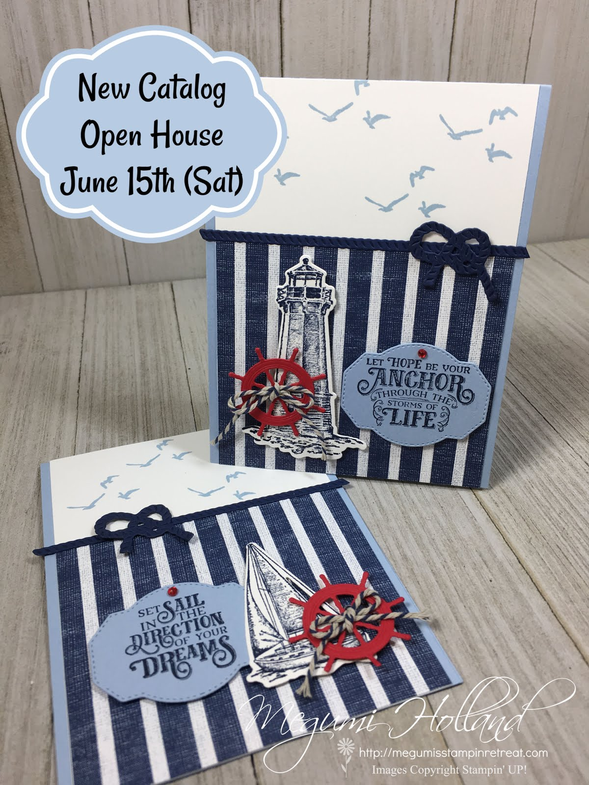 NEW Catalog Open House