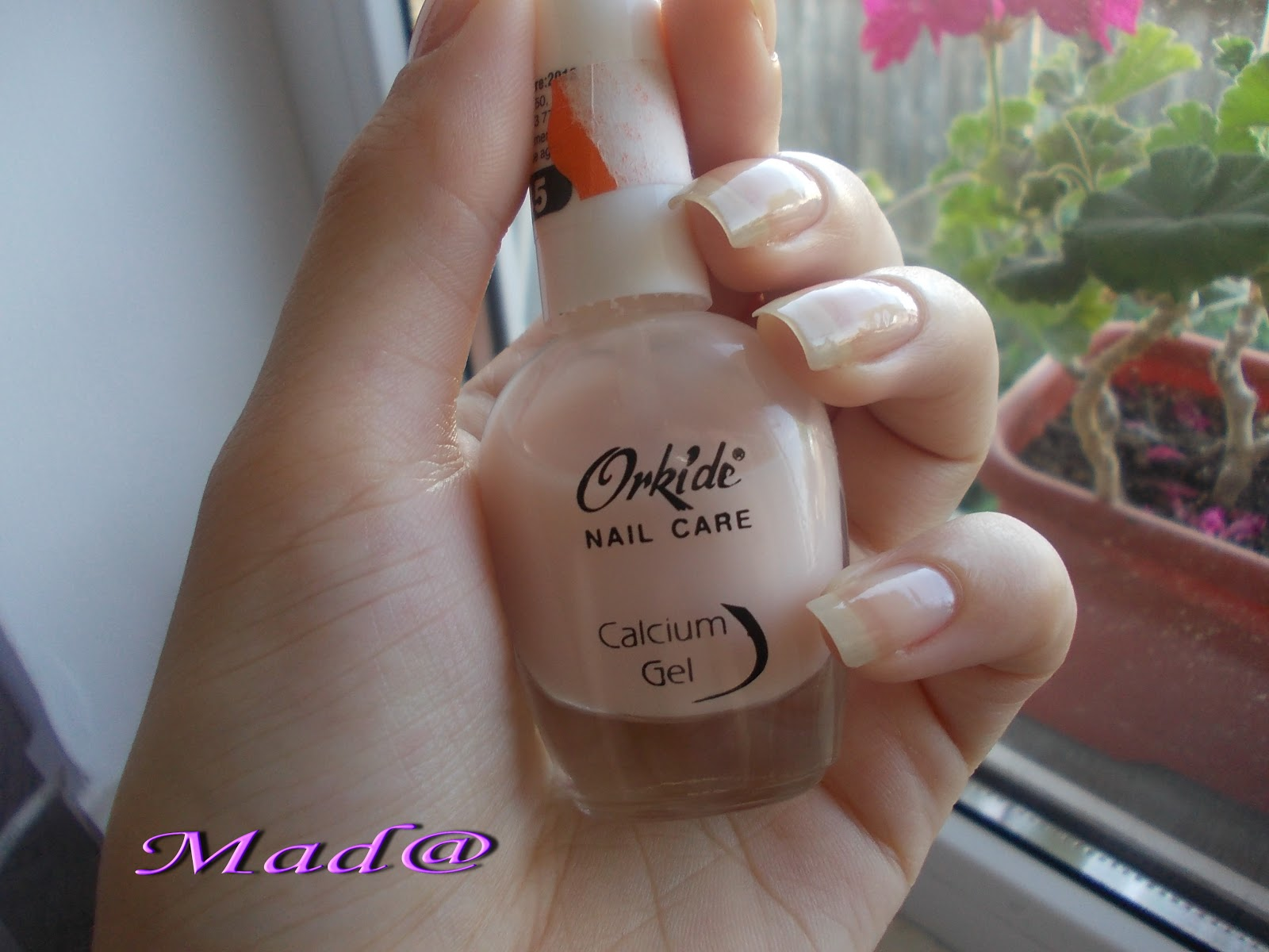 Orkide nail care calcium gel – Great photo blog about manicure 2017
