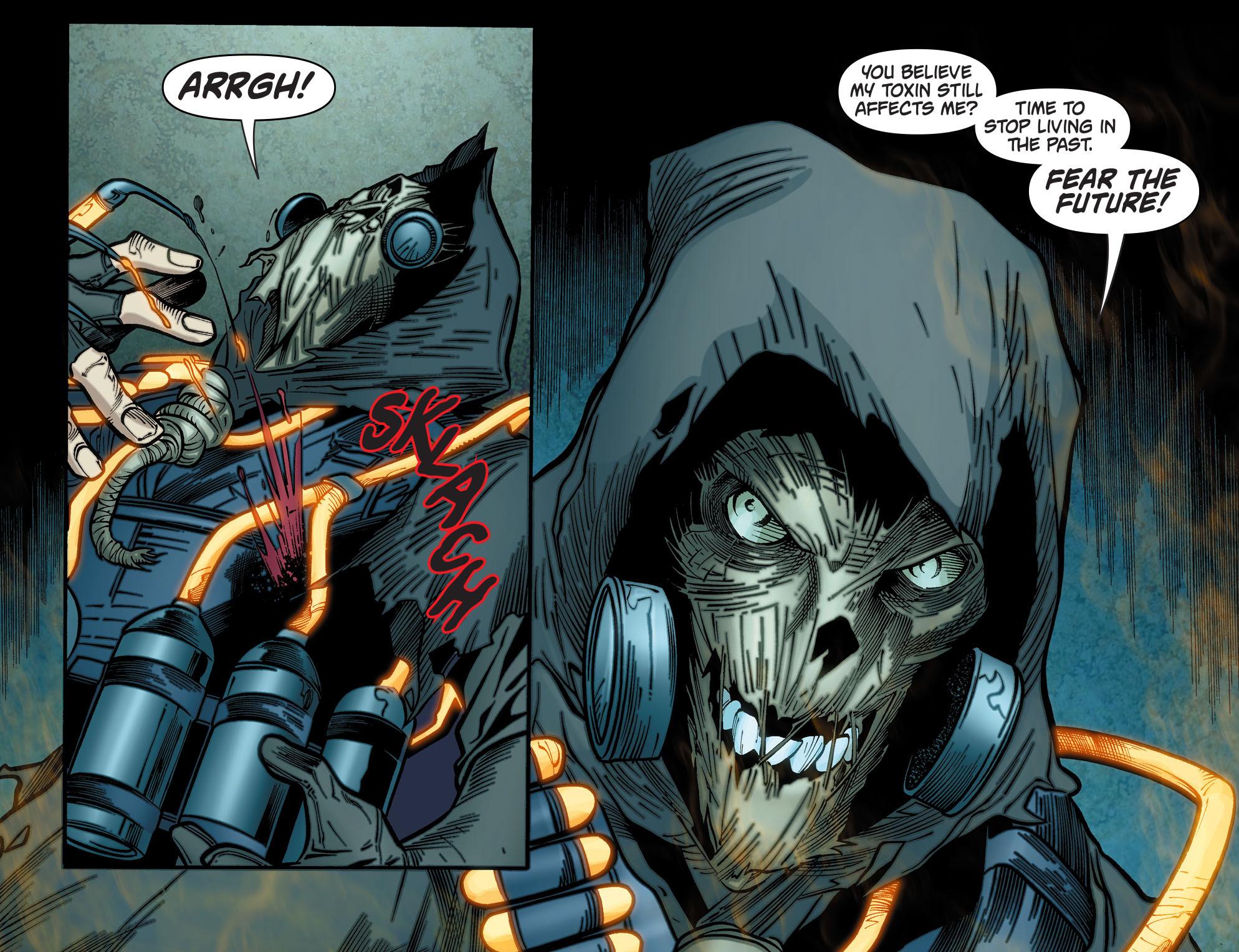 Batman: Arkham Knight [I] Issue #34 #36 - English 12