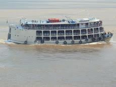 Barcos da Amazônia