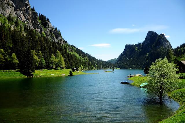 lac tanney randonée le grammont