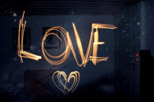 amor,amor y más amor.