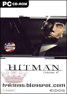 Hitman Codename 47 PC Cover