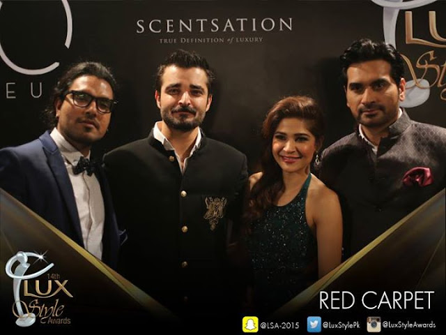 Lux Style Awards Who Wear What - Red Carpet Pictures