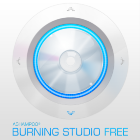 Ashampoo Burning Studio Free for Windows 8, 7
