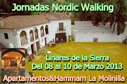 PROXIMAS Jornadas Nordic Walking