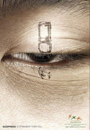 10 Iklan Tentang Keamanan Berkendara Paling Kreatif di Dunia