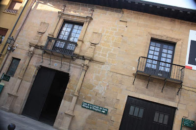 Pilgrim hostel in Santo Domingo de la Calzada