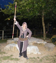 Caçadora de dragões e druidiza, Marion Le Fay