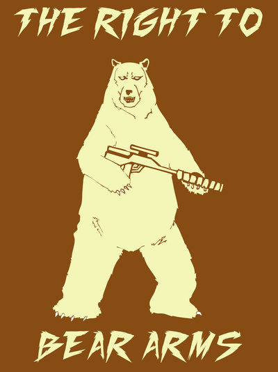 an analysis of the right to bear arms in the bible in the united states of america The united states bill of rights  the english and colonial roots of the us bill of rights  included in this was the right of the people to bear arms.