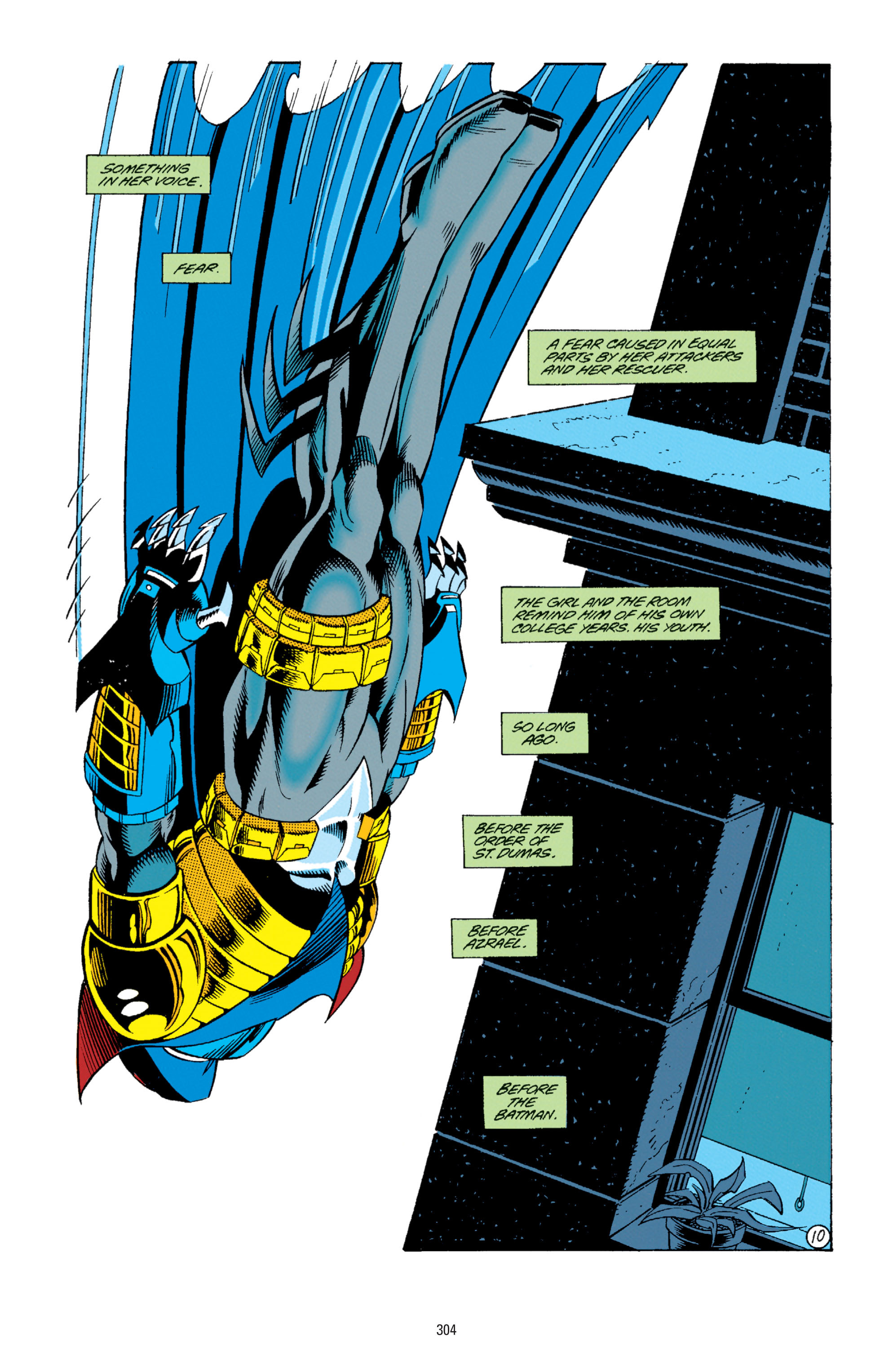 Detective Comics (1937) Issue #671 Page 11