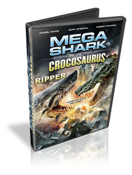 Download Mega Shark Vs Crocosaurus Legendado RMVB 2010