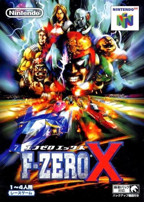 [JEU] LA PLUS BELLE JAQUETTE DU MONDE F-ZeroX_Nintendo64_Japan_boxart