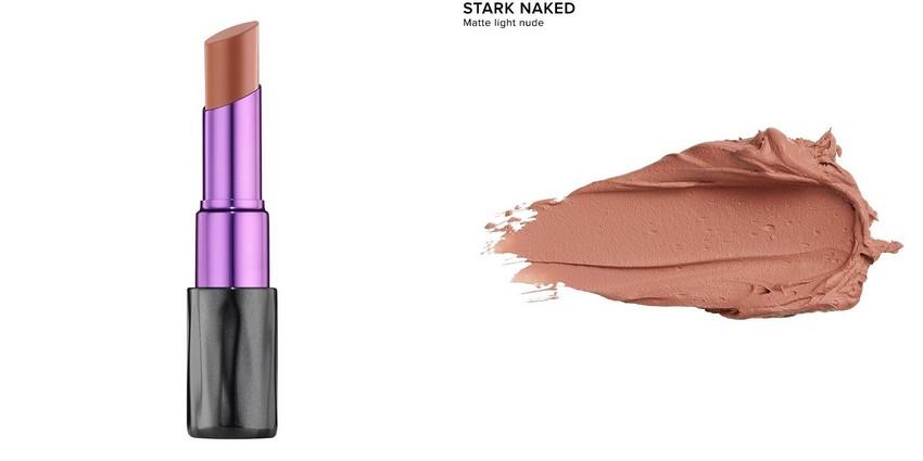 Matte Revolution Lipstick Urban Decay - STARK NAKED