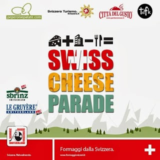 swiss cheese parade lo street food d'autore!