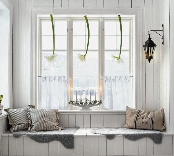 Rincones nordicos decorar tu casa es - Decorar rincones ...