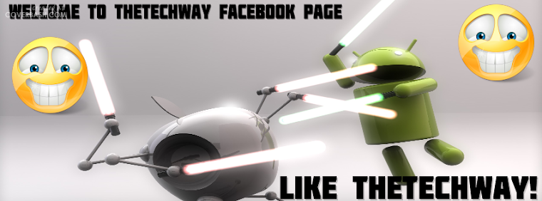 Like TheTechWay Facebook Pagr
