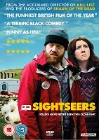 Sightseers (2012) poster